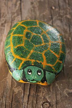 Steine bemalen - Dekoration für Zuhause oder nur zum Spaß!