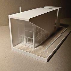 Amazing Maquette ✔️ #arch_impressive