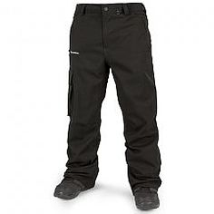 VOLCOM | VENTRAL PANT (TECHNICAL BLACK)