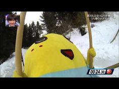 【イッテQ】宮川大輔とふなっしーがドイツのソリ祭りに挑戦