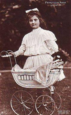 Princesse Anna de Saxe (1903-1976)