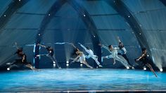 SYTYCD - Seven of the Top 14 perform a group routine choreographed by Bonnie Story.