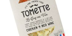 TOMeTTe  - The Dieline -