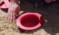 Caja de Seguridad para ir a la Playa
