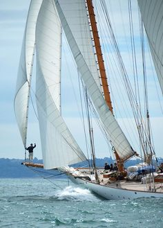 ~sailing the Yacht Life New England Homes, Sail Away, Set Sail, Tall Ships, East Coast, Sailing Ships, Sailing Boat, Sailboat Yacht, Sailing Yachts