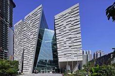 日建設計 『広州新図書館』  http://www.kenchikukenken.co.jp/works/1228371773/5757/
