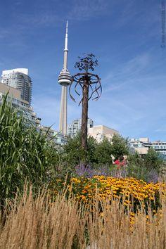 Music Garden, Toronto