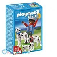 PLAYMOBIL 5212 Dalmatier familie - Koppen.com