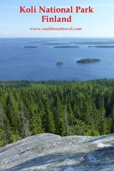 Visiting Koli National Park and hiking on the Herajärvi trail during the summer. Travel Around Europe, Places In Europe, Europe Travel Tips, Travel Around The World, Us Travel, Travel Guides, Travel Destinations, European Travel, Travelling Europe