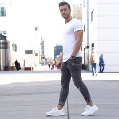 bdea961cae779 Looks Masculinos com Adidas NMD