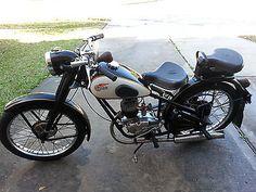 Csepel Danuvia 125cc