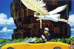 On Your Mark  by Hayao Miyazaki