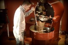 This picture makes me crave Monigram Coffees' Americano blend!