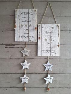 Fancy Sterne werden geboren
