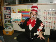 The Cat in the Hat; Seuss' Birthday fun 2011.https://www.facebook.com/pages/For-the-Children/170943436350531?ref=tn_tnmn