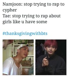 #ThanksgivingWithBTS #BTS