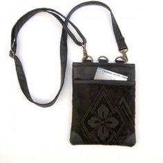pochette obi noir