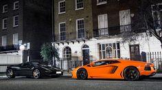 #ferrari & #Lamborghini
