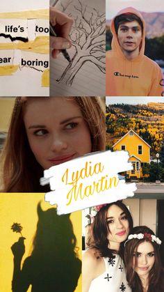 - My Wallpaper Teen Wolf Memes, Teen Wolf Imagines, Teen Wolf Quotes, Lydia Martin, Arte Teen Wolf, Lydia Banshee, Meninos Teen Wolf, Best Friend Wallpaper, Netflix