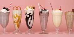 9 Killer Milkshakes to Rock Your Summer  - Delish.com