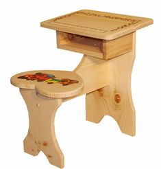 Children & Doll Furniture : Miller's Quality Crafts LTD Woodworking Furniture Plans, Woodworking Toys, Cool Woodworking Projects, Wooden Door Design, Wooden Diy, Doll Furniture, Kids Furniture, Amish Crafts, Cute Diy Room Decor