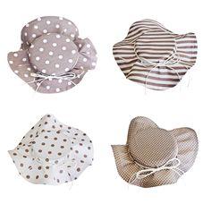 czapeczki na słoiki
