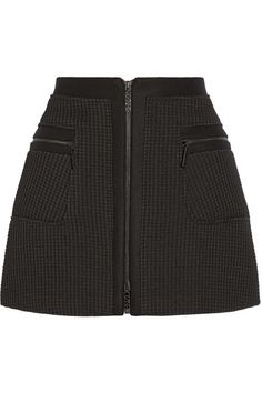 Kenzo waffle skirt AW14