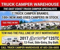 Truck Camper Warehouse 2017