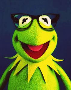 My Favorite Muppet of all......Kermit the Frog!!!!!!!!!!!!!!!!!!