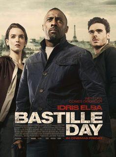 Charlotte Le Bon~Idris Elba~Richard Madden Charlotte Le Bon, Richard Madden, Idris Elba, Hd Movies, Movie Tv, 2016 Movies, Cult Movies, Movie List, Trailers