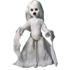 Living Dead Dolls Series 27 Banshee - need this one! Hades, Scary Movies, Horror Movies, Living Dead Dolls, Creepy Dolls, Doll Parts, Dollhouse Dolls, The Witcher, Mystic