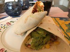 Cooking With Hetty!: New Recipe challenge! Hetty's HOT Chicken Burrito!...