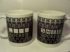 I am Sherlocked Mug. Please tel me the letters show up when it gets hot from the beverage. I need it!!!