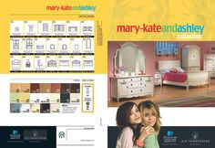 Mary-Kate And Ashley Olsen Designed Teen Bedroom Furniture In 2005