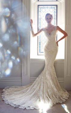 Vestido de noiva usa