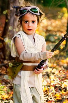Star Wars The Rise of Skywalker Rey Cosplay Costume Dress Up Costumes, Diy Costumes, Cosplay Costumes, Halloween Costumes, Family Costumes, Star Wars Birthday, Star Wars Party, Baby Cosplay, Jedi Costume