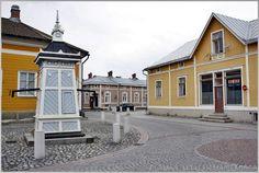 Elämää maalaismaisemissa: UNESCOn maailmanperintökohde Vanhan Rauma