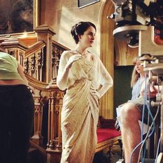 Lady Mary bts, Downton Abbey