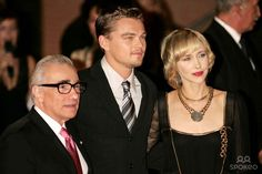 "1st International Rome Film Festival Premiere For "" the Departed "" Rome , Italy 10-15-2006 Photo by Roger Harvey-Globe Photos,inc. Martin Scorsese, Leonardo Dicaprio and Vera Farmiga"