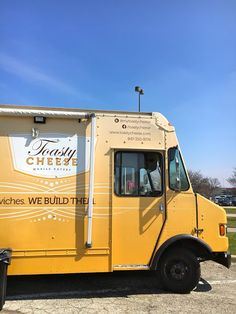 My Food Truck Obsession - My Toasty Cheese