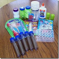 DIY Science Kit for Kids