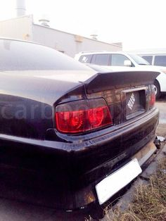 Spoiler Duсk-Tail Toyota Chaser jzx100