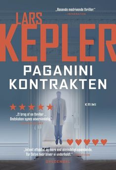Buy Paganinikontrakten by Jesper Klint Kistorp, Lars Kepler and Read this Book on Kobo's Free Apps. Discover Kobo's Vast Collection of Ebooks and Audiobooks Today - Over 4 Million Titles!