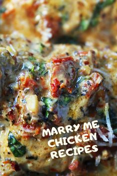 ★★★★★ 35 MARRY ME CHICKEN RECIPES ME Many are interested about the name of this dish 'wed me chicken', yak is fascinating right? On account of this name, it gives an uncommon fascination in Chicken Slovaki Recipe, Marry Me Chicken Recipe, Whole 30 Chicken Recipes, Breaded Chicken Recipes, Yummy Chicken Recipes, Yum Yum Chicken, Vegetarian Recipes, Cooking Recipes, Healthy Recipes