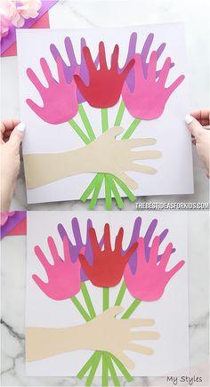 toddler crafts 2 year olds ; toddler crafts for mothers day ; toddler crafts 2 year olds art projects ; Easy Mother's Day Crafts, Spring Crafts For Kids, Mothers Day Crafts For Kids, Diy Mothers Day Gifts, Mothers Day Cards, Fun Crafts, Art For Kids, Creative Ideas For Kids, Spring Crafts For Preschoolers