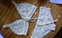 Free Crochet Patterns For Underwear : crochet underwear Crochet underwear womens handmade on ...