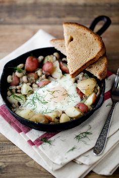 A hearty breakfast that is great for one or a group!