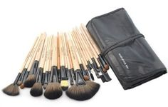 1 Set(24 pezzi) Pennelli Cosmetico Professionale Naturale per Ombretto Trucco | Your #1 Source for Health & Personal Care Products