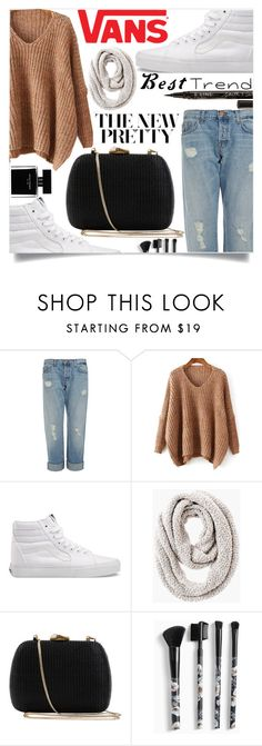 """""""vans"""" by loloksage ❤ liked on Polyvore featuring J Brand, Vans, Chico's, Serpui, Torrid, Smith & Cult and Narciso Rodriguez"""