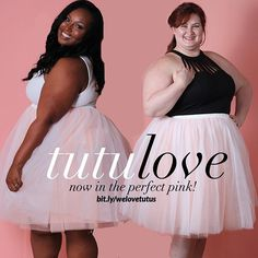 TUTU LOVE - Shop collection now: bit.ly/welovetutus - size 1X-6